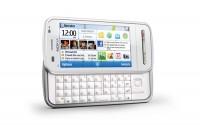 Nokia C6 White
